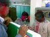 Kaka and swaroop (thecancerus) Tags: rangpanchami