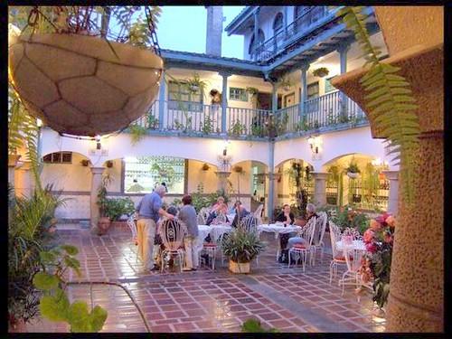 Cotacachi hotel El Meson de las Flores