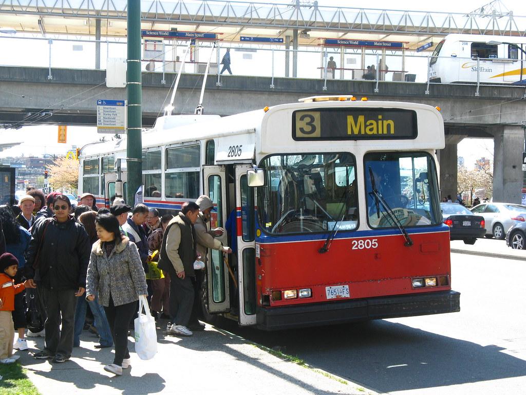 2805: 3 Main (at NB Terminal)