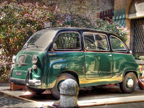 fiat multipla 600. FIAT 600 Multipla | Flickr