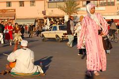 le mille anime di Jamaa el-Fnaa (ariablu dosoos) Tags: africa morocco marocco marrakech afrique marcovissani ariablu jamaaelfnaa photoariablu
