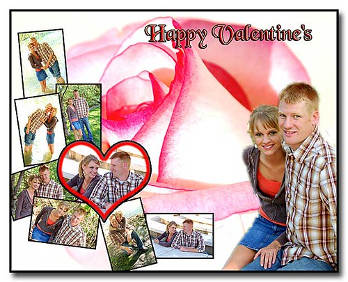 Good Valentines Day Gifts For Boyfriend. Valentines Day Photo Collage