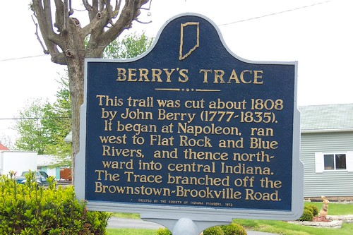 Berry's Trace marker