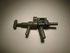 SMG minifig (Battledog) Tags: gun lego rifle creation minifig smg moc