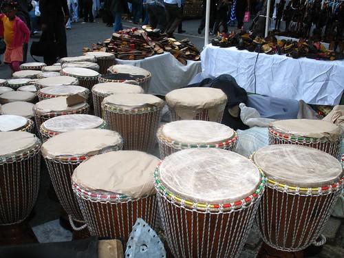 African Street Fair in B'klyn