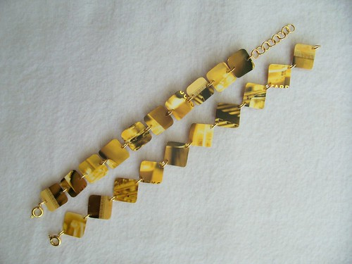 Gold Starbucks Bracelets