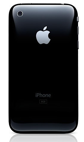 iPhone 3G official pics