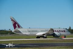 Qatar - A7-BCP - B787-8 Dreamliner (Aviation & Maritime) Tags: a7bcp qatar qatarairways boeing b787 b7878 b787dreamliner boeing787 boeing7878 boeing7878dreamliner dreamliner osl engm osloairportgardermoen oslolufthavngardermoen osloairport gardermoen norway
