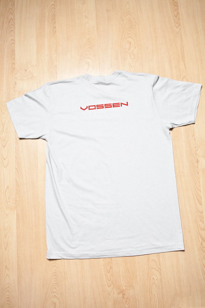 Vossen Apparel Collection Is Here 10 Free T Shirts Per