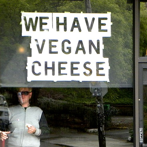 Vegan Cheese (Portland, Oregon)