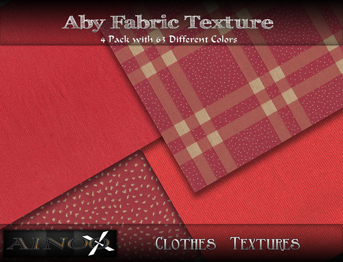 - Ainoo Clothes textures-Aby Fabric by Ainoo By Alexx Pelia