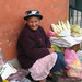 SHE  IS SELLING CORN/ Lima, Perú