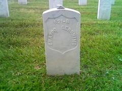 chappo's grave