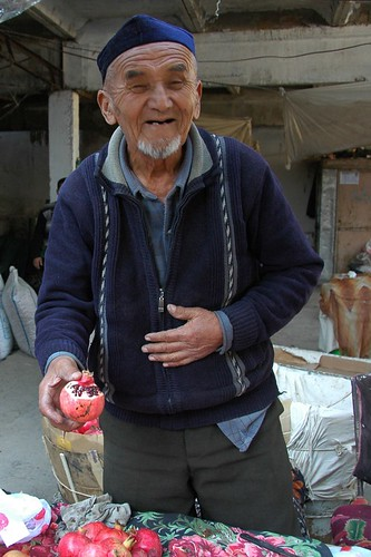 Friendly Man, Kyrgyzstan