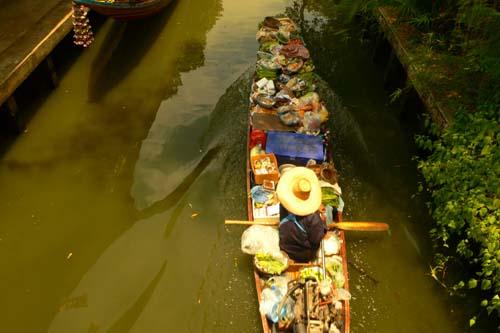 Canales en Thailandia