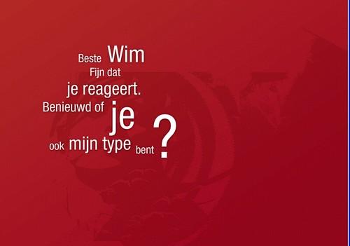 Gazet van Antwerpen is mijn type