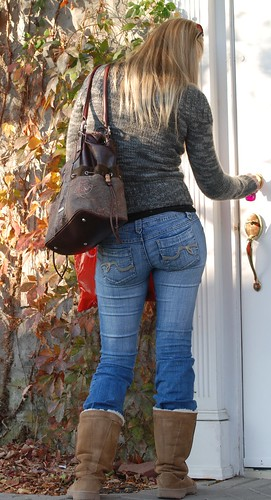 Teen Asses In Jeans 6