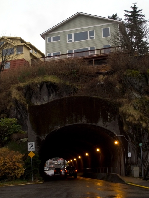 The Tunnel, Ketchikan, Alaska