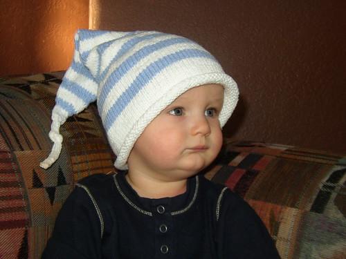 Baby Stocking Cap  115 PDF at FiberWild.com - Knitting Yarns ... 6ef2a2b2f79