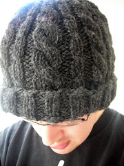 Basic Cabled Hat