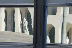 Old and new (zio franchino) Tags: new old rome roma architecture nikon palazzo architettura vecchio nuovo d80 percorsiurbaniof