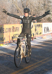 Marko Lalonde Wins Single Speed Division