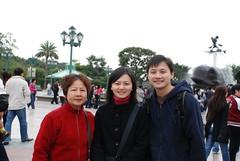 DSC_0706 (Jeff_Chung) Tags: xmas hk disneyland 2007