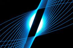 Frutto d'isonnialed 2 (polafol) Tags: blue light movement blu d70s experiment led moto movimento notte lightmovement buio geometria geometrie fuochi masiero tokinaaf1224mmf4 polafol