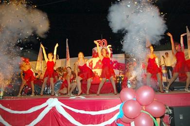 Taller de Danzas de MARIANA LEDESMA