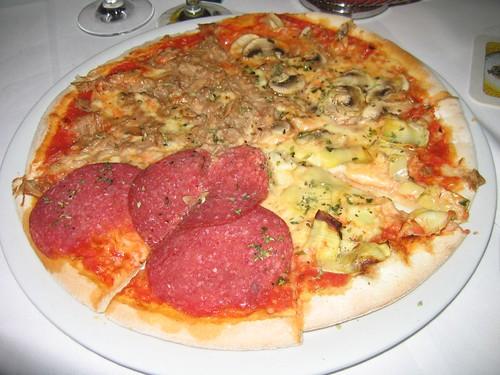 Pizza :)