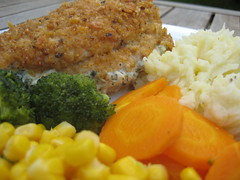 Cheesy Chicken Breasts 1