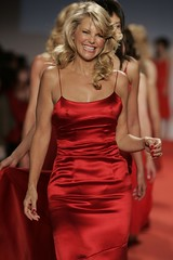 Christie Brinkley, The Heart Truth's Red Dress Collection 2005