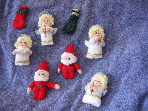 Knitted Christmas Decoration Patterns Pdf Knit Christmas Ornament