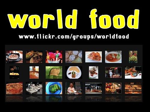 World Food on PicLens