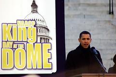 [Obama at MLK Day]