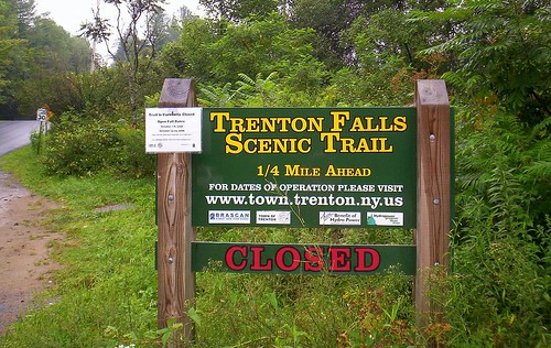 Trenton Falls CLOSED1