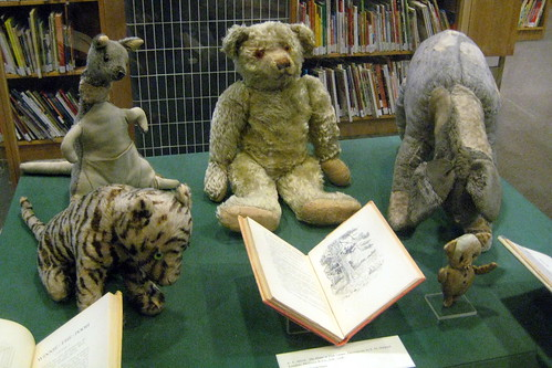 NYC - Donnell Library Center - Winnie-the-Pooh and Friends 1