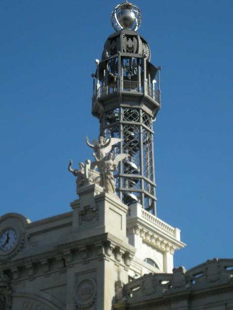 Edificio de Correos de Valencia