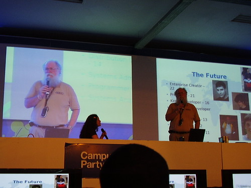 Maddog na Campus Party