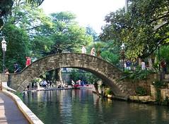 Bridge over the Riverwalk
