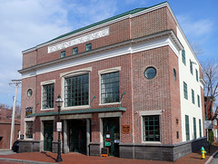 Annapolis, MD Circle Theater (army.arch) Tags: cinema nhl md theater historic movietheater historicpreservation redbrick annapolismaryland nationalhistoriclandmark nationalregister nationalregisterofhistoricplaces formertheater nrhp