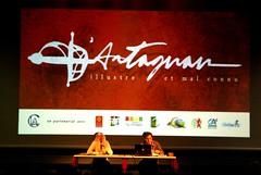 D'Artagnan se prépare