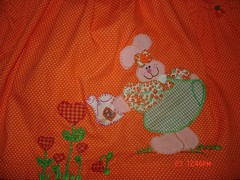 patchcolagem de pscoa (Maria Sica) Tags: dress vestido childrensclothing vestidinho girldress vestidodemenina modainfanti