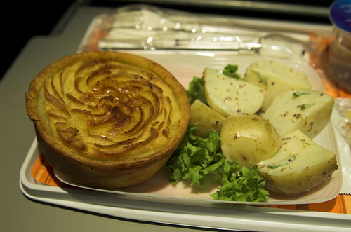 Plane food: Air New Zealand