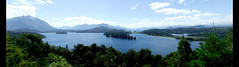 Punto panoramico - Bariloche (Ricardo Vasconcelo C.) Tags: argentina punto panoramica finepix fujifilm bariloche panoramico s5600