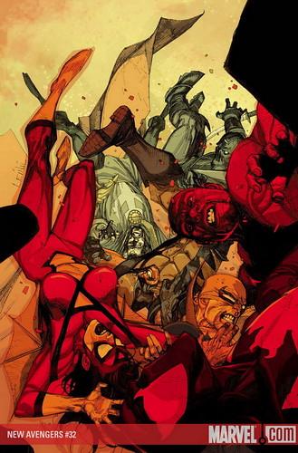 Los Nuevos Vengadores #28