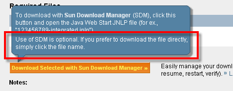Sun Download Manager