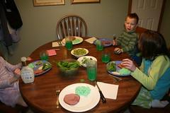 Green Dinner