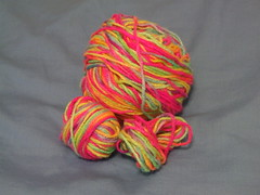 Unidentified yarn