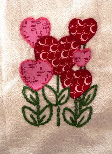 Applique Embroidery